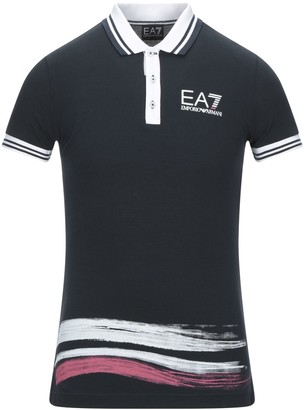EA7 Polo shirts