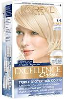 L'Oreal Excellence Creme Triple Protection Permanent Hair Color Creme
