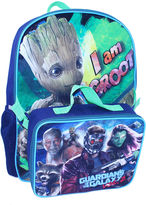 LICENSED PROPERTIES Guardians of the Galaxy Backpack with Lunch Kit