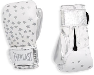 Everlast Star-Print Leather Gloves