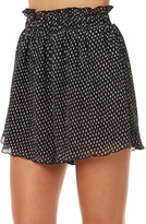 The Fifth Label Night Vision Womens Short Black