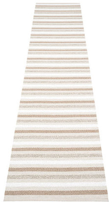 PAPPELINA Rug Grace 70 x 450 cm Fossil Grey