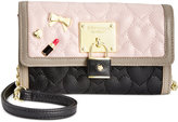 Betsey Johnson Pin Wallet on a String, A Macy's Exclusive Style