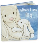 Jellycat Infant 'When I Am Big' Board Book