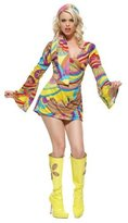 Leg Avenue Sexy Hippie GoGo Girl Costume