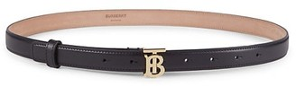 Burberry TB Leather Belt