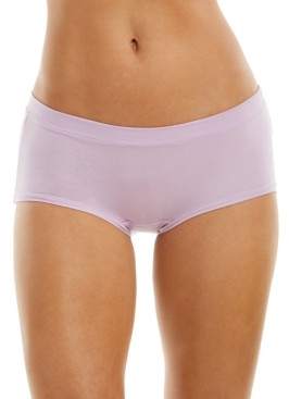 Alfani Ultra Soft Mix-and-Match Boyshort Underwear, Created for Macy's