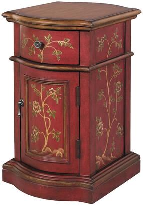 Stein World Reia 1-Door 1-Drawer Cabinet