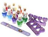 Frozen Piece Nail Set, Multicolored, 12 Ounce