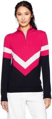 J. Lindeberg Women's W Mimi True Merino Sweater