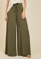 BB Dakota Easy Strider Pants in Olive in M