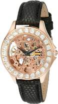 Burgmeister Women's BM520-302 Merida Analog Automatic Watch