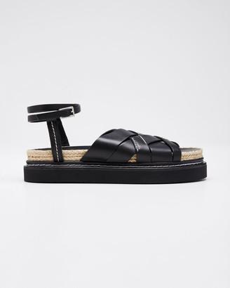 3.1 Phillip Lim Yasmine Platform Espadrille Sandals