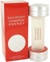 Davidoff Champion Energy by Davidoff, Eau De Toilette Spray 3 oz, Men