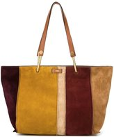 Chloé medium 'Keri' tote - women - Suede - One Size