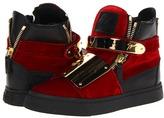Giuseppe Zanotti RDW341 48654 (Veronica Rosso) - Footwear