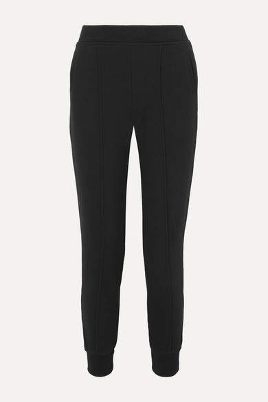 ATM Anthony Thomas Melillo Cotton-blend Jersey Track Pants