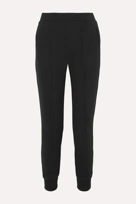 ATM Anthony Thomas Melillo Cotton-blend Jersey Track Pants - Black