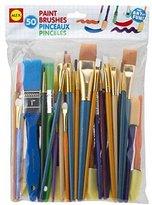 Alex 50 Paint Brushes