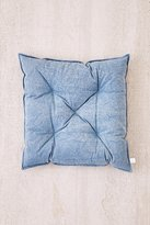Urban Outfitters Denim Floor Pillow