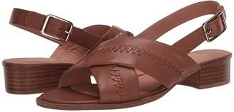 Jack Rogers Amelia City Sandal Vachetta (Luggage) Women's Shoes