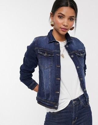 B.young b. Young denim jacket