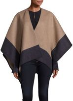 Rag & Bone Double Faced Merino Wool Wrap