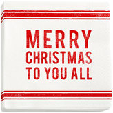 H&M Christmas-motif Paper Napkins