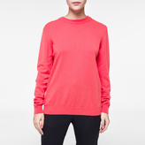 Paul Smith Women's Coral Cashmere Sweater