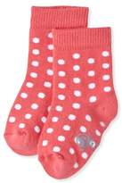 Petit Bateau Girls socks in cotton jacquard