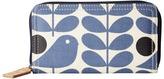 Orla Kiely Early Bird Print Big Zip Wallet