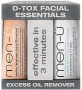 Menu men-ü D-Tox Facial Essentials (15ml)