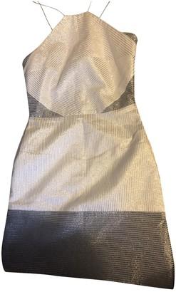Richard Nicoll Metallic Dress for Women
