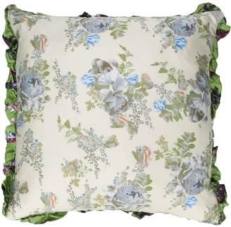 Preen by Thornton Bregazzi floral print cushion