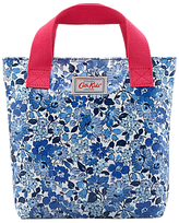 Cath Kidston Cath Kids Children's Welham Flower Mini Tote Bag, Blue