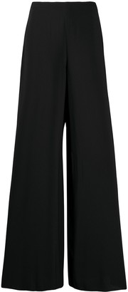 M Missoni Long Flared Trousers