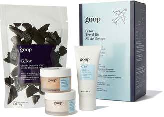 Goop Beauty G.tox Travel Kit