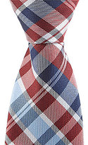"Class Club Basic Plaid 14"" Tie"