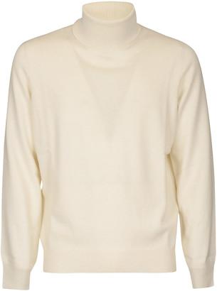 Brunello Cucinelli Stand-up Neck Sweater