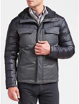 Gant Velocity Jacket, Charcoal
