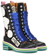 Maison Margiela Embellished ankle boots
