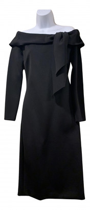 Ralph Lauren Purple Label Black Synthetic Dresses