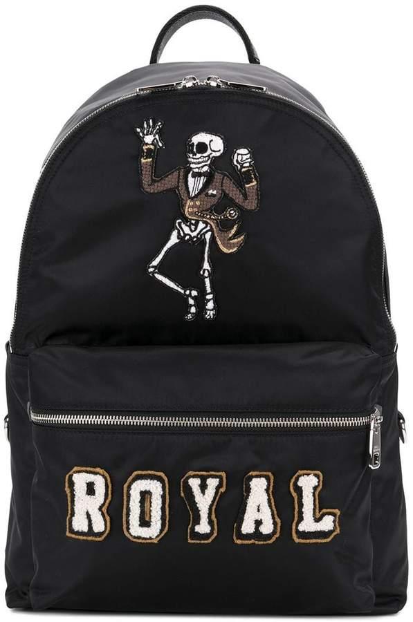 Dolce & Gabbana Royal Vulcano backpack