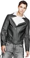 GUESS Breaker Bonded Moto Jacket