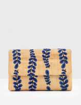 Boden Caterina Embroidered Clutch