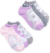 Disney Women's 6 Pk. Belle No-Show Socks