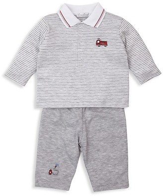 Kissy Kissy Baby Boy's 2-Piece Rescue Rally Pant Set