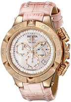 Invicta Women's 17230 Subaqua Analog Display Swiss Quartz Pink Watch