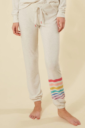 PJ Salvage Iconic Lounge Jogger Oatmeal XS