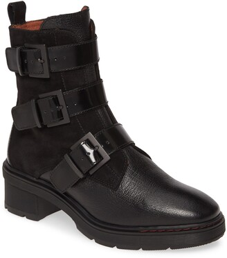 Hispanitas Vali Buckle Boot
